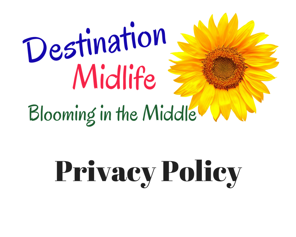 Destination Midlife Privacy Policy