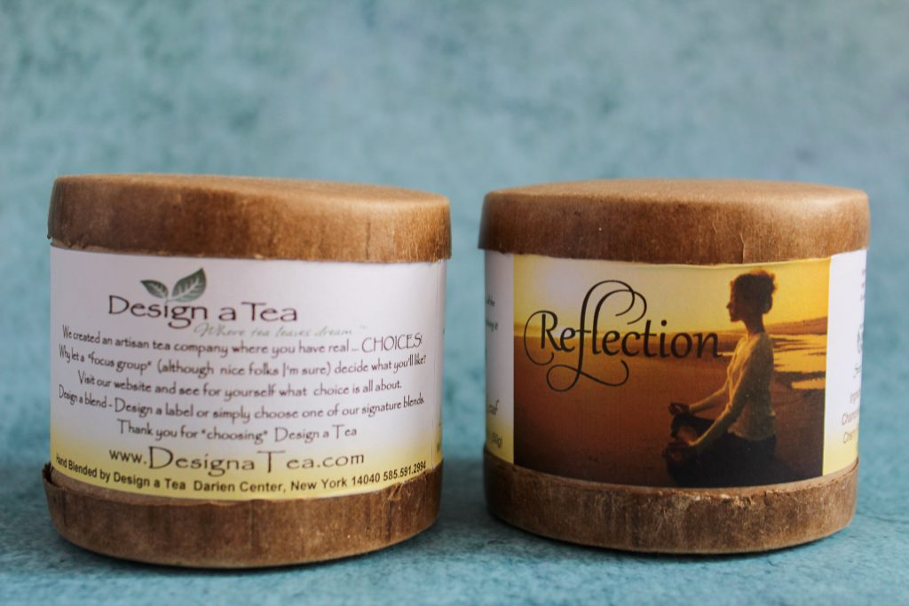 Design A Tea is the perfect personalized gift for all holidays