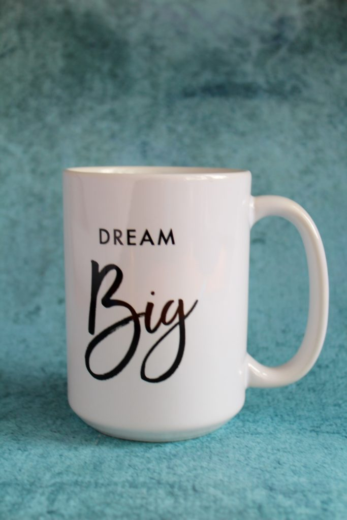 Personalized coffee mugs from Digibuddha are perfect for any retreat!