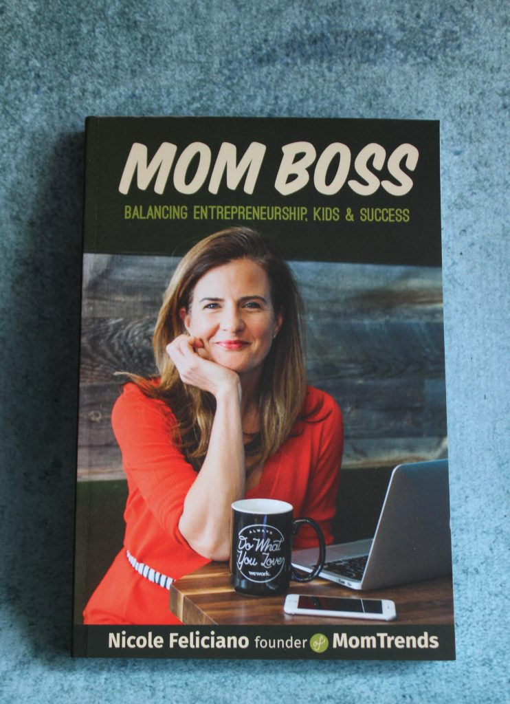 Mom Trends Book the perfect book for all entrepreneurs